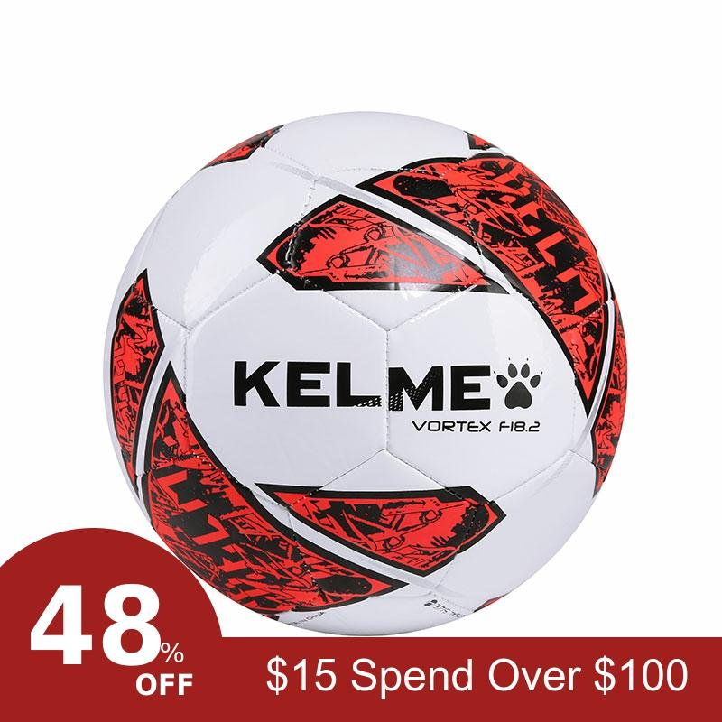 Kelme 2019 Soccer Team Fustal Competition Training Size 4 Indoor Soccer Football 9086842