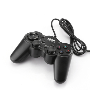 Image 5 - USB 2.0 Gamepad Controller Joystick Wired Joypad Super Double Vibration 850 For PC Laptop Computer Or Win7/8/10 XP/For Vista