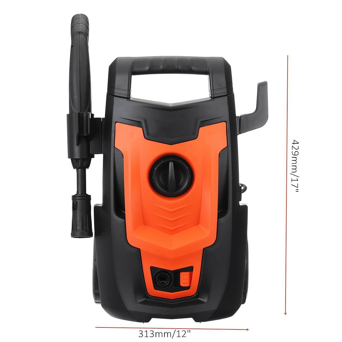 Auto Washer Guns Pumpe Waschen Gerät Auto Sprayer Hochdruck Reiniger Waschen Maschine Elektrische Reinigung Auto Gerät - 3