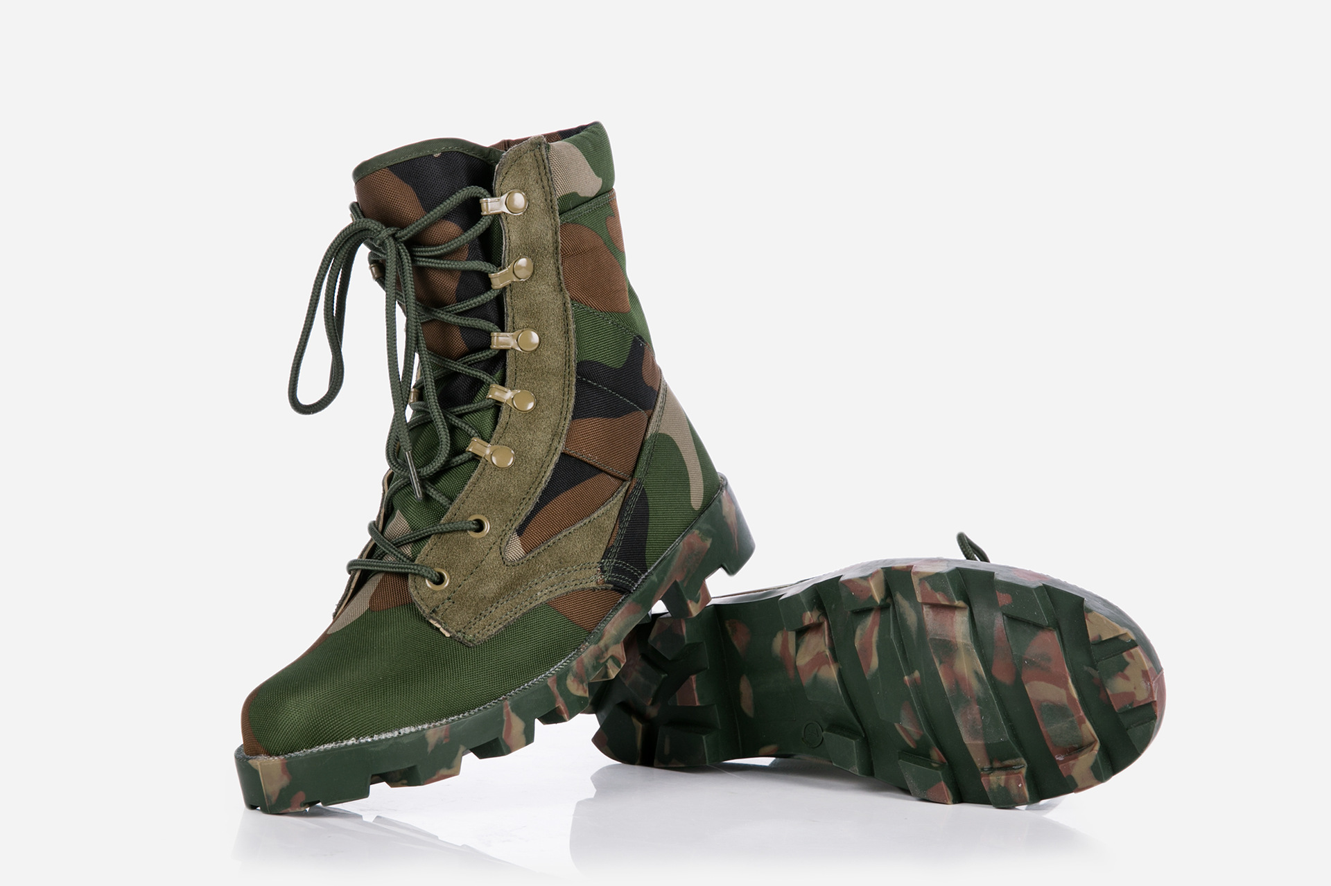 Foreign Trade Combat Boots A Wave Combat Boots Desert Boots Hight-top Outdoor Tactical Boots Special Forces 07 Outdoor Training