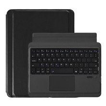 Wireless Keyboard Case Dengan Nirkabel Touchpad Bluetooth Keyboard Case untuk iPad Air 2 9.7-Inch Tablet PC(China)
