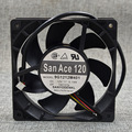 Для SANYO 9G1212M401 12V 0.14A 3 линии 12025 12 см вентилятор охлаждения