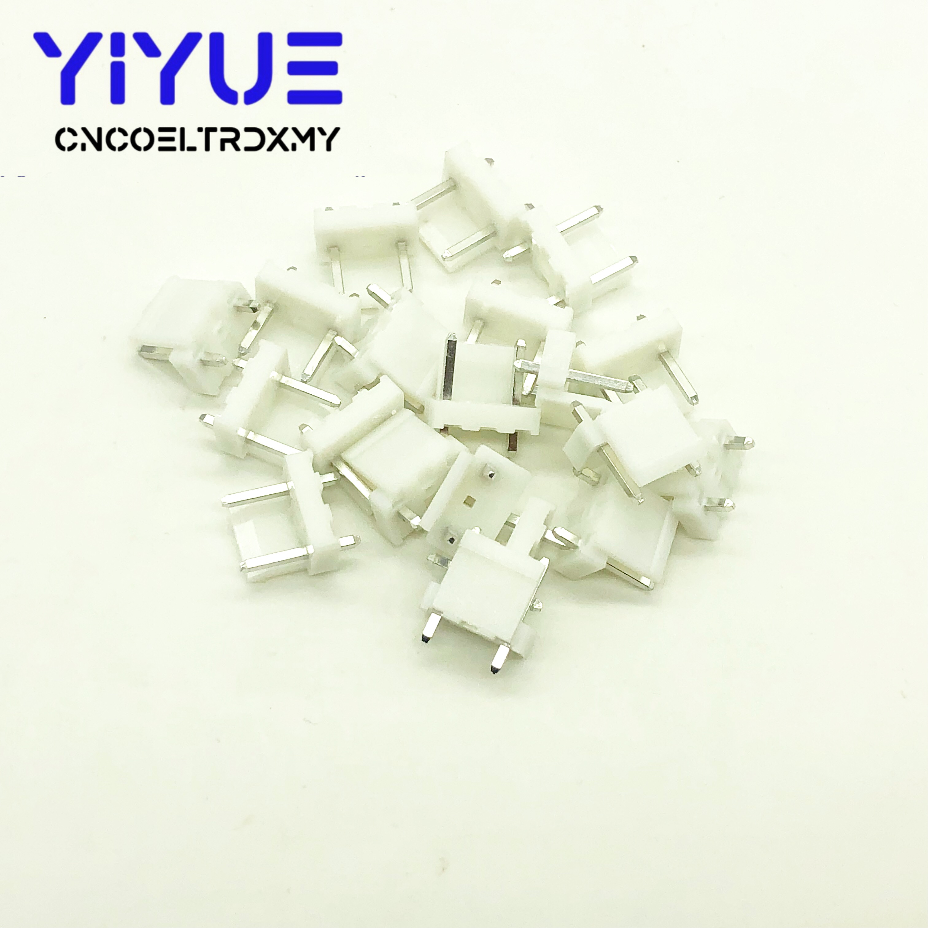 20Pcs JST VH3.96 VH 3.96mm Wire Cable Connector 3A-2Pin Male Leads Pin Header
