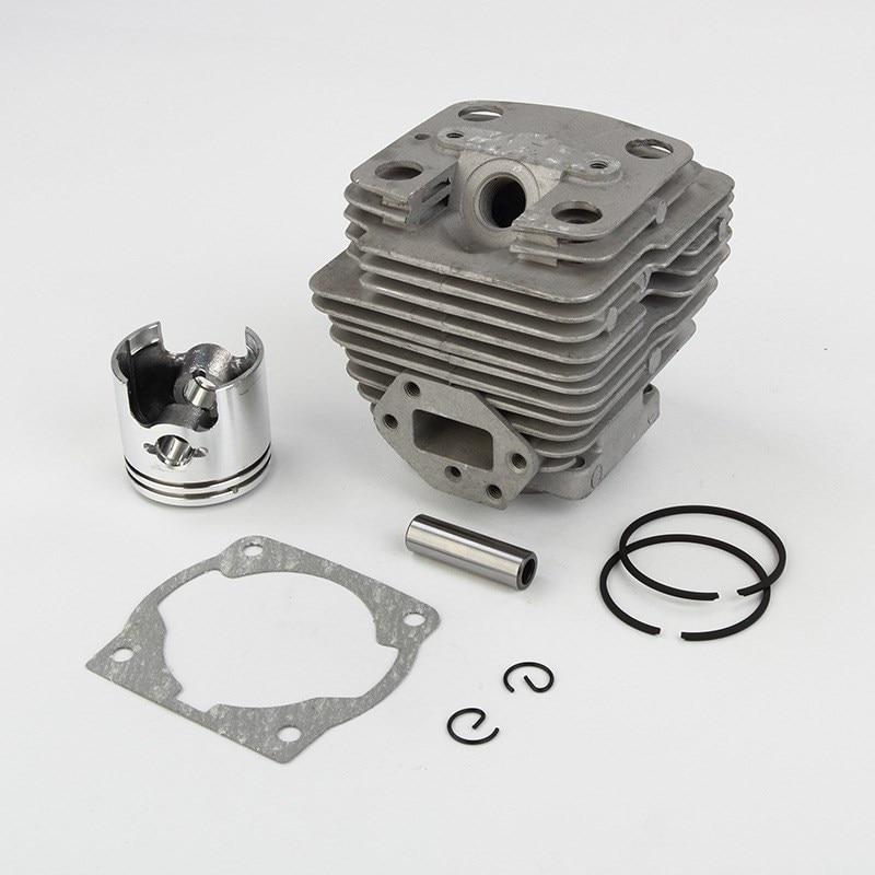 Cylinder assembly gasket 40mm for Zenoah G4K G45 G45L BC4310 HUS. 443R brush cutter cylinder piston ring kit repl. komastu part