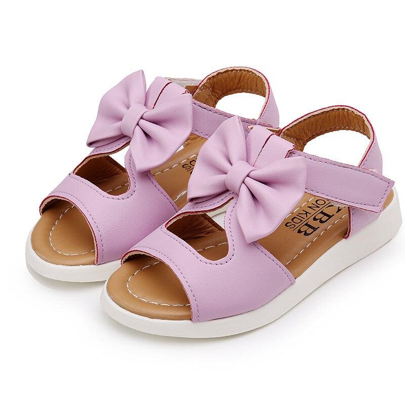 little girl sandal
