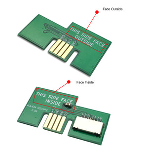 Image 1 - استبدال مايكرو سد بطاقة محول تف قارئ بطاقات ل نغc SD2SP2 سك سد محول المهنية