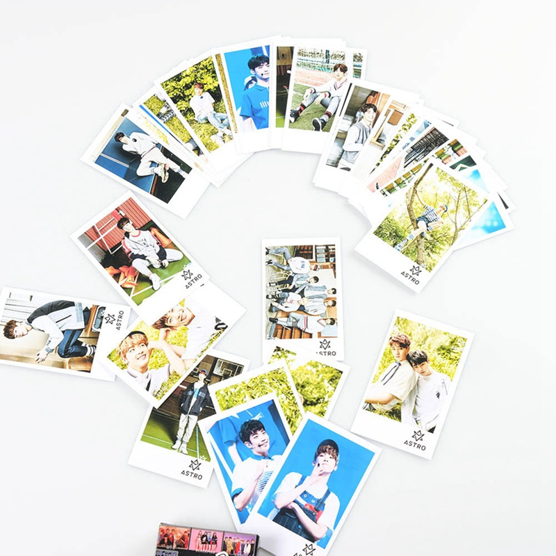18Pcs/Set KPOP ATEEZ Photocard Postcard New Album Photo Card ATEEZ KPOP Lomo Cards New Arrivals Fans Collection Gifts