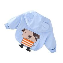 Весенне осенняя детская одежда для маленьких мальчиков и девочек
