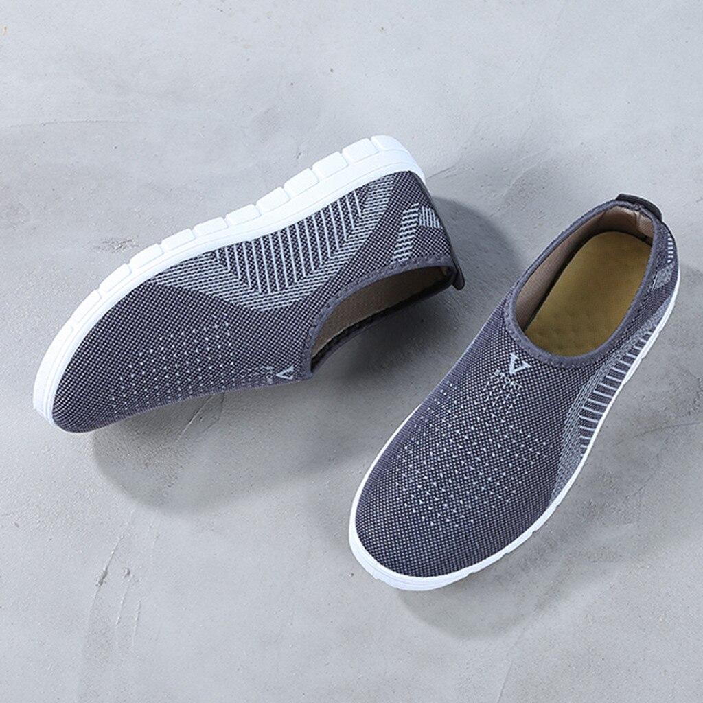 Men's Summer Breathable Mesh Men Shoes