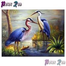 5d алмазная картина с изображением животных вышивка крестиком