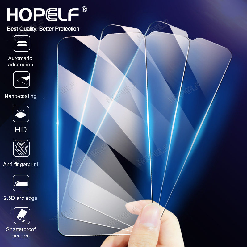 Glass For Xiaomi Redmi Note 8 Pro Screen Protector Safety Glass For Redmi Note 8T 8 7 Pro 8A 7A Tempered Glass For Redmi Note 8