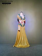 Женский костюм для танца живота восточных танцев маленькая юбка