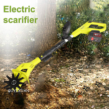 Grounding-Machine Rotary Tiller Electric Weeder Small Ripper Lithium-Battery