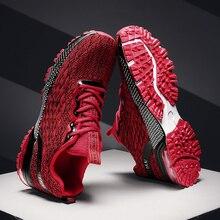 2020 Lightweight Soft Breathable Sports Marathon Running Shoes, Men's