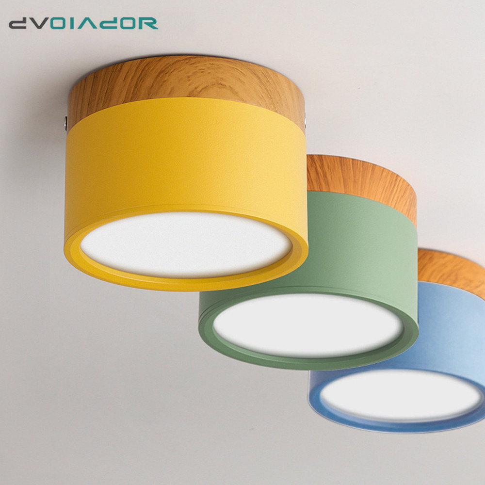 Led Ceiling Light Dimmable Lights