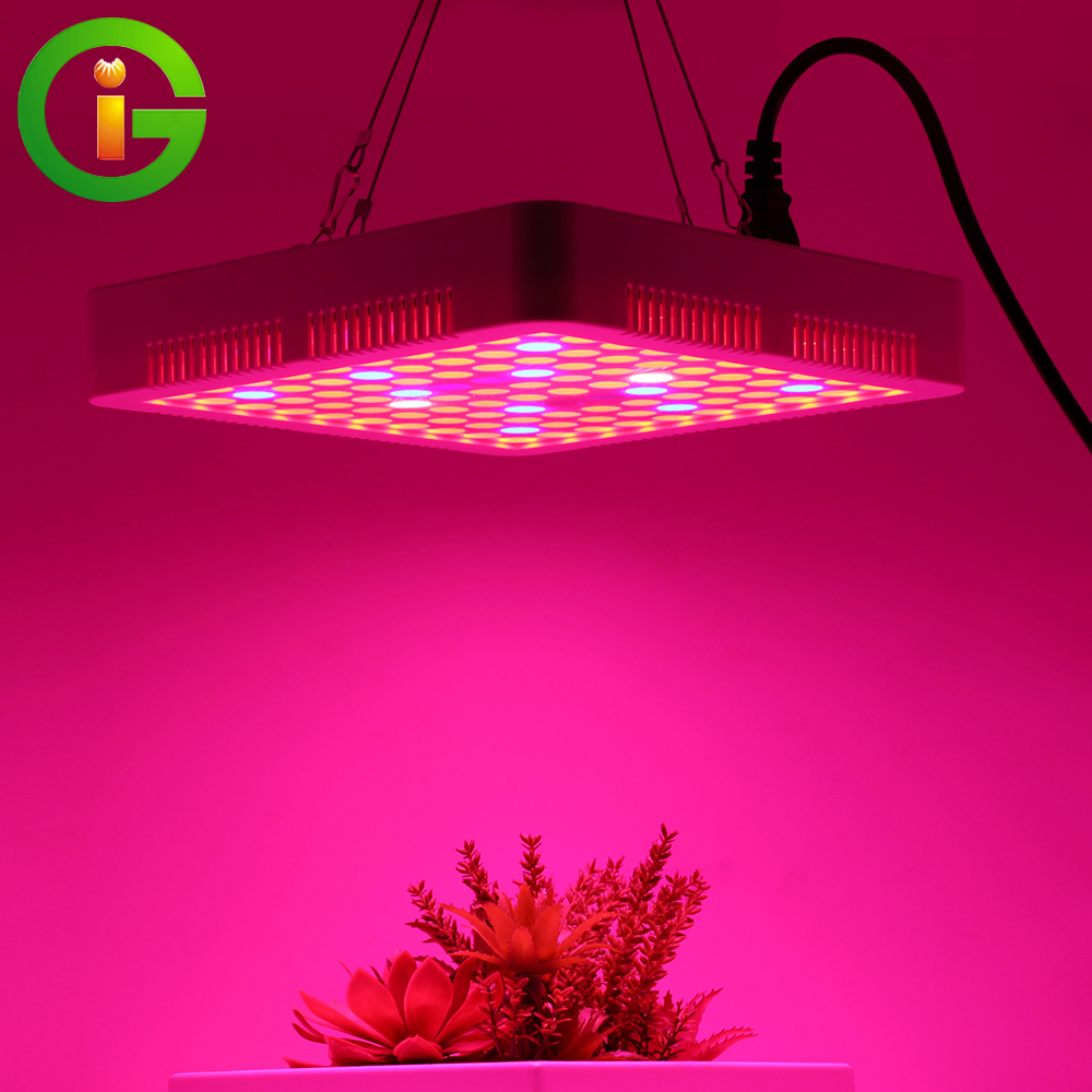 LED Grow Light Full Spectrum 300W 1000W AC85-265V Plant Lighting Fitolamp For Indoor Flower Seeding Plant Growing Phyto Lamp