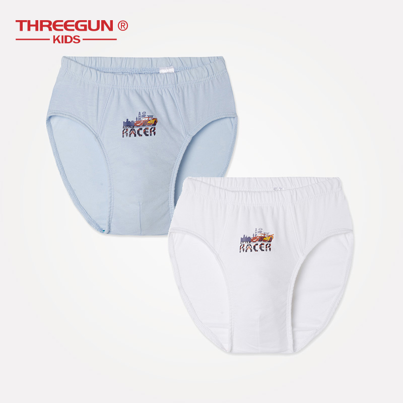 New Kids Girls 100/% Cotton Plain White Comfort Briefs Knickers Cotton lot
