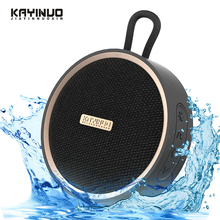 KAYINUO Super bass powerful bluetooth speaker IPX7 waterproof shockproof outdoor portable speaker built-in mic for phone TF AUX mifa outdoor bluetooth speaker rugged ipx4 waterproof speakers with powerful driver built in mic outdoor wireless speaker