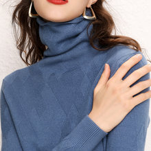 Sweater Female 2019 Autumn Winter Cashmere Knitted Women Sweater And Pullover Female Tricot Jersey Jumper Pull Femme(China)