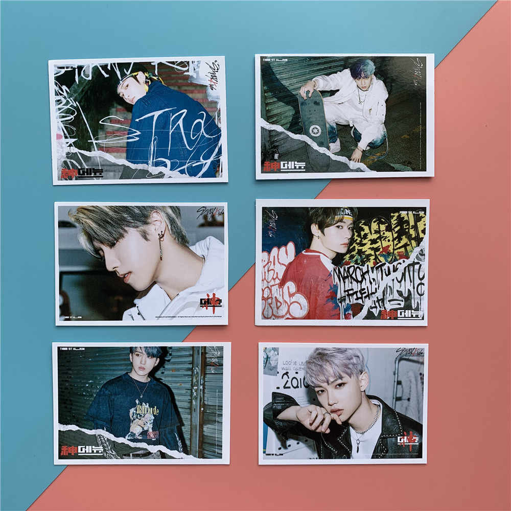 KPOP Stray Kids SKZ Bang Chan Han Ji Sung I N New Album Go Live Mini.jpg q50