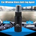 Auto zubehör 30ml Anti nebel Mittel Wasserdicht Regensicher spray Auto Fenster Glas Reiniger auf