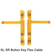 L/R SL SR Tecla de botón piezas de recambio de Cable Flex para NS interruptor para Joy-Con