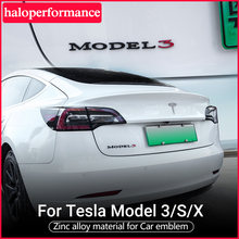 Model3 tesla vw автомобиль Стикеры для модель 3 y аксессуары