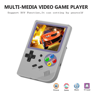 Image 4 - New RG300 version 2 Video games Portable Retro FC console Retro Game Handheld Games Console Player RG 300 3000 GAMES Tony system