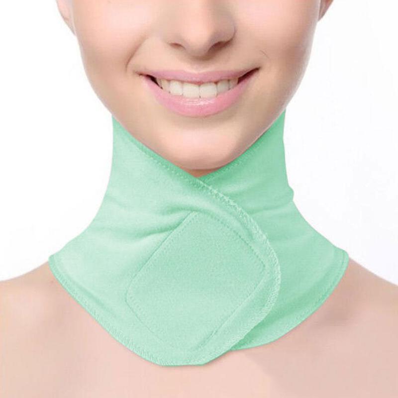 Spa Gel Neck Mask Anti Skin Care Moisturizing Neck Membrane Whitening Repair Neck Membrane With Essential Oils