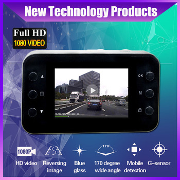 CAR DVR Mini Video Recorder K6000 Camcorder 2.3 Inch 1080 Full HD Drive Auto Driving Recorder Night Vision Driving Recorder image