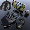 PUBG мобильный Геймпад контроллер игровая клавиатура мышь конвертер для Android телефон iPhone к ПК Bluetooth адаптер Plug and Play