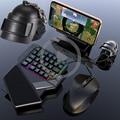 PUBG Mobile Gamepad Controller Gaming Tastatur Maus Konverter Für Android-Handy iPhone zu PC Bluetooth Adapter Stecker und Spielen