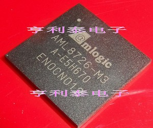 10 шт./лот AML8726-M3 CPU Original new
