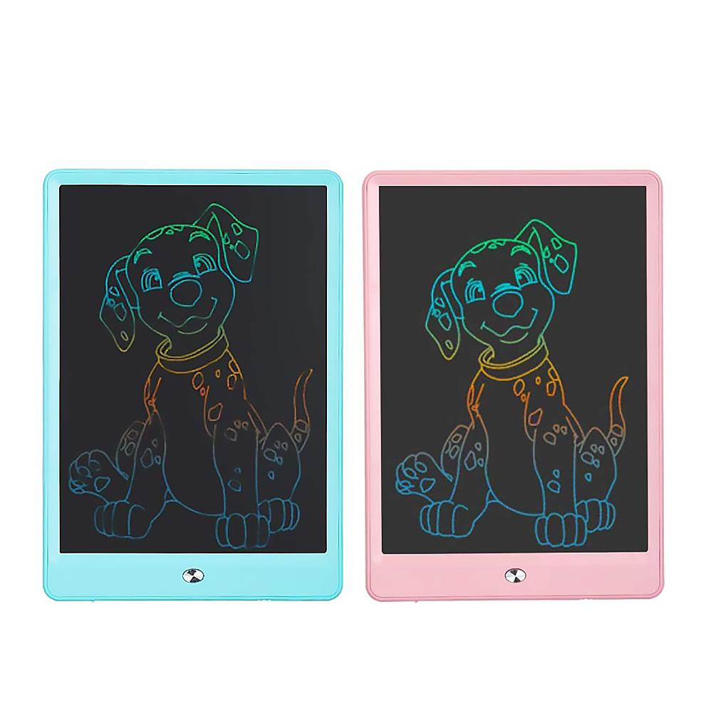 10 Inch Ultra-thin Color Screen Drawing Tablet Electronic Handwriting Pad Kids LCD Writing Board With Writing Pen Children Gifts