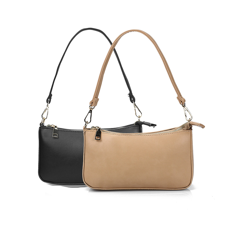 Solid Color Vintage Small Shoulder Bag Luxury Handbags Women Crossbody Bags Designer  Female Shoulder Messenger Bag Bolsa
