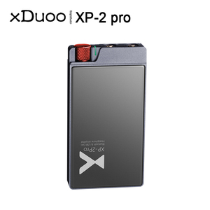 XDUOO XP-2 Pro AK4452 Chip Bluetooth 5.0 USB DAC Headphone Amplifier AMP with 300mW output PCM 32Bit/384kHZ DSD256 XP2 Pro
