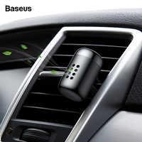 Baseus Mini Aromatherapy Car Phone Holder Air Freshener Fragrance For Car Air Vent Diffuser Air Purifier Solid Perfume Freshener