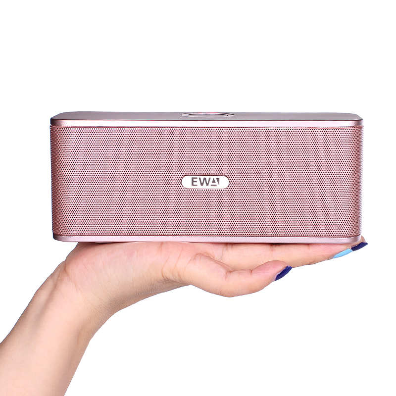 EWA W1 <font><b>Bluetooth</b></font> <font><b>Speaker</b></font> Portable Subwoofer 20W with 360 Stereo Sound Hifi <font><b>Speakers</b></font> for computer/Phone MP3 Player image