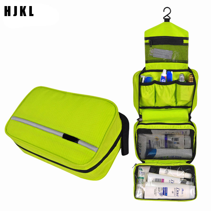 Men Large Waterproof Makeup Bag Hanging Toiletry Bag Travel Toiletry Necessaries Make Up Women Toiletry PouchMale Female Travel