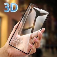 3pcs/Lot Full Cover Tempered Glass Film For Samsung A40 A50 A30 A70 A10 A20 A60 A80 A90 M40 M30 M20 M10 Screen Protector HD(China)