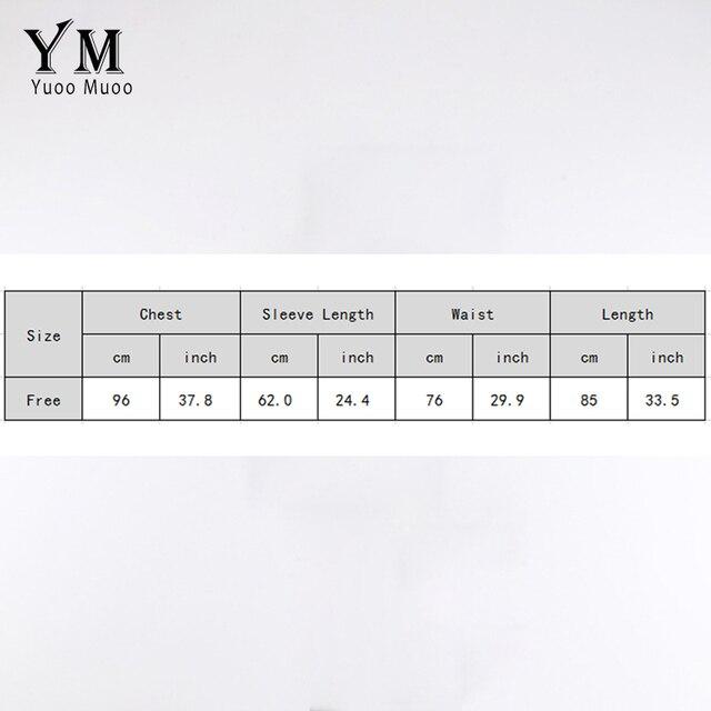 YuooMuoo, vestido Sexy con escote en V profundo para mujer, primavera 2019, moda de otoño, volante de cintura alta, vestido bohemio, estilo coreano, vacaciones cortas