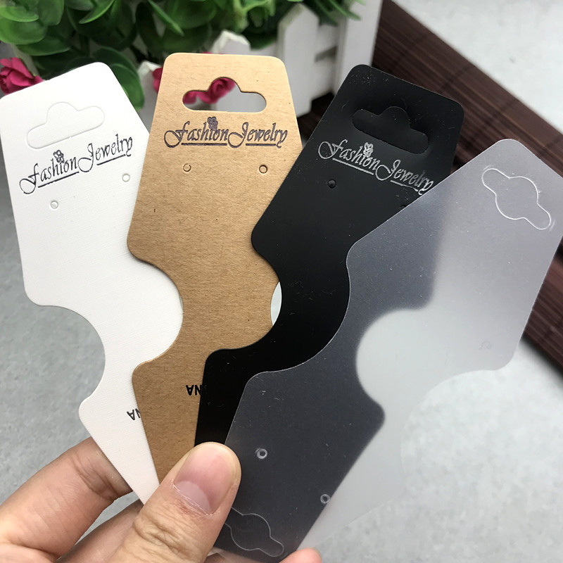 2020 new 50pcs professional plastic bracelet holder display tag