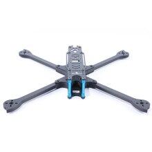 IFlight XL8 V4 8 אינץ 322mm ארוך טווח FPV מסגרת סיבי פחמן אמיתי X שלדת DIY Quadcopter FPV מירוץ Drone