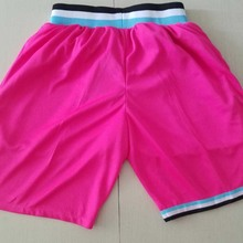 Free 2021 Men's America Basketball Miami Shorts For Sports Shorts City edition Ball Shorts