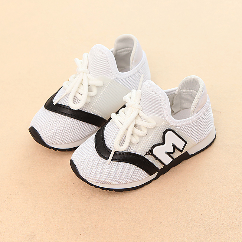 Children Sneakers Boots Kids Printed PU Shoes Girls Boys Casual Shoes Mother Best Choice Baby Shoes image