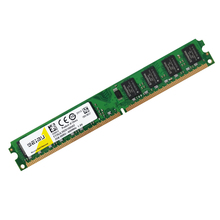 DDR2 2GB 800MHz 667MHz Desktop Memory PC2 6400U 5300U 240Pins 1.8V Non ECC Unbuffered For Intel and AMD Compatible UDIMM RAM