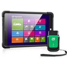 VPECKER Easydiag WiFi V11.2 Professionelle ABS Airbag OBD OBD2 Automotive Scanner Diagnose Werkzeug Windows 10 VPECKER Tablet ODB 2