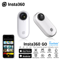 Insta360 GAAN Nieuwe Actie Camera AI Auto Editing handsfree Insta 360 Gaan Kleinste Gestabiliseerd Camera Voor iPhone & android