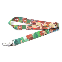 Brickleberry keychain Accessories Safety Breakaway Mobile Phone USB ID Badge Holder Keys Straps Tags Neck lanyard Camera E0470