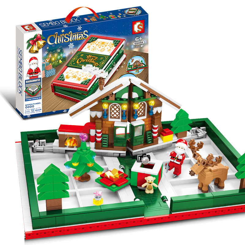 Kit De Flores Moc Conjunto de iluminação Led Para Casa da Árvore tijolos LEGO 21318 Building